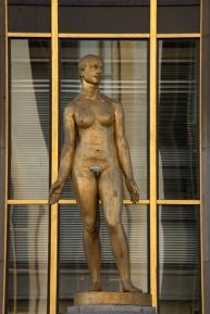 Paris, Palais de Chaillot, Parvis des droits de l'Homme, PRYAS : Le Matin