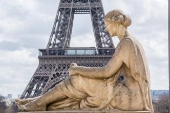 Paris, Palais de Chaillot, LEJEUNE, Louis : Flore