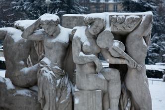 Paris, Palais de Chaillot, DRIVIER, Léon-Ernest : la Joie de vivre